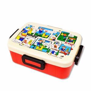 ロディ 4点ロックランチボックス 650mlコミック 食洗機対応 ロディ オフィシャルサイト Rody|jammy-store