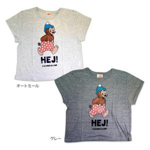 ラスムス レディースワイドTシャツ ハイ|jammy-store