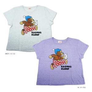 ラスムス ワイドTシャツ(テガミ/M)|jammy-store