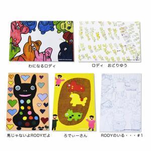 ロディ WRPポストカード|jammy-store