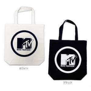 ◆【MTV】丸ロゴトートバッグ|jammy-store