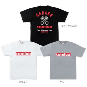 ◆トミカ Tシャツ(ガレージ)|jammy-store