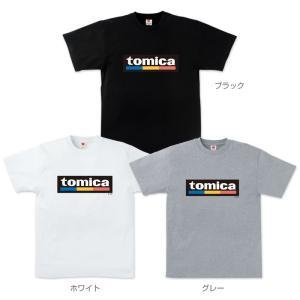 ◆トミカ Tシャツ(ロゴ)|jammy-store