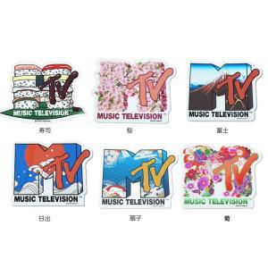 MTV和柄ステッカー|jammy-store