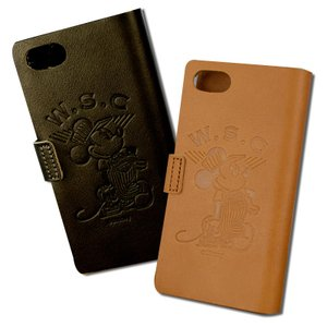 Disney Workstyle Creation/レザーアイフォンケース(iPhone7&8)|jammy-store