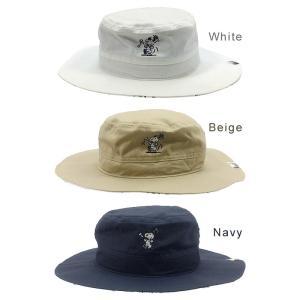 Peanuts Life Work Design UV CARE LOGO HAT|jammy-store
