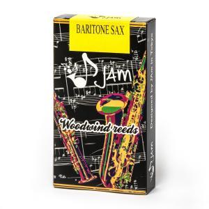 JAM(ジャム)バリトンサックス用リード 6枚入|jamreed-store