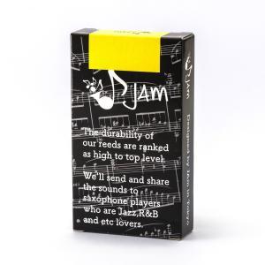 JAM(ジャム)バリトンサックス用リード 6枚入|jamreed-store|06