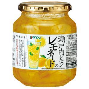 大好評! 瀬戸内レモンのレモネード 600g 当店が製造メーカー 0004-0953 グリーンウッド手造りジャム物語
