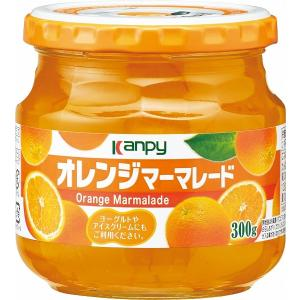 マーマレード カンピー オレンジマーマレード300g|グリーンウッド手造りジャム物語
