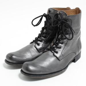 【コンディション】 ランク:B  【サイズ】 メンズ27.0cm ブーツ高さ:20cm ヒール高さ:...