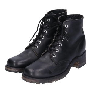 【コンディション】 ランク:B  【サイズ】 レディース24.5cm 表記サイズ: ブーツ高さ:17...