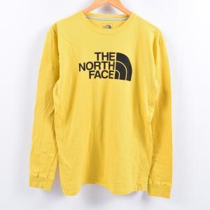 ザノースフェイス THE NORTH FACE ロングTシャツ ロンT メンズS 【中古】 【200...