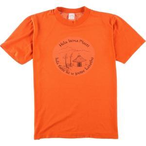 80年代 SPORTSWEAR プリントTシャツ USA製 メンズM ヴィンテージ 【中古】 【200307】 /eaa011673|jamtrading1