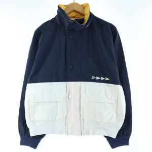 90年代 ノーティカ NAUTICA セーリングジャケット レディースM ヴィンテージ 【中古】 【200316】 /eaa011989|jamtrading1