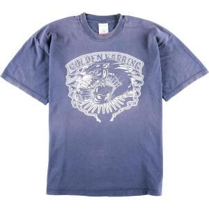 90年代 スクリーンスターズ SCREEN STARS GOLDEN EARRING ゴールデイヤリング バンドTシャツ メンズXL  ヴィンテージ 【中古】 【200307】 /eaa012682|jamtrading1