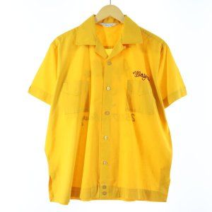70年代 Imperial バックプリント ボウリングシャツ メンズM ヴィンテージ 【中古】 【200327】 /eaa015843|jamtrading1