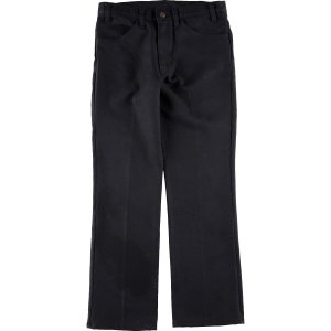 JAMリメイク 裾カット 80年代 リーバイス Levi's スラックスパンツ USA製 メンズw33 ヴィンテージ 【中古】 【200328】 /eaa016166|jamtrading1