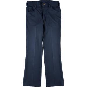JAMリメイク 裾カット 70年代 リー Lee BOOT CUT FLARE スラックスパンツ メンズw31 ヴィンテージ 【中古】 【200328】 /eaa016176|jamtrading1