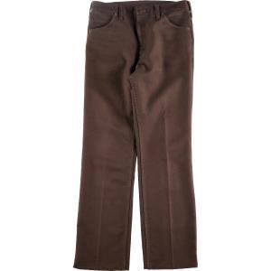 JAMリメイク 裾カット 70年代 ラングラー Wrangler ランチャードレスジーンズ スラックスパンツ メンズw31 ヴィンテージ 【中古】 【200330】 /eaa016182|jamtrading1