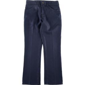 JAMリメイク 裾カット 80年代 リー Lee スラックスパンツ メンズw31 ヴィンテージ 【中古】 【200330】 /eaa017006|jamtrading1