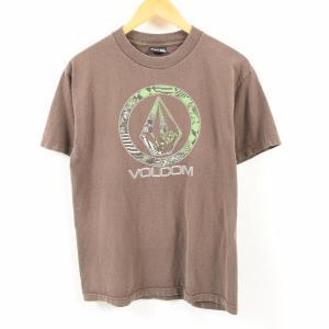 ボルコム VOLCOM サーフ スケートTシャツ メンズS 【中古】 【180312】 /wap61...