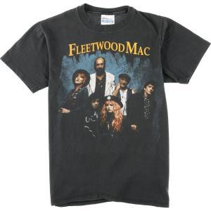 90年代 ヘインズ Hanes FLEETWOOD MAC フリートウッドマック バンドTシャツ USA製 メンズS ヴィンテージ 【中古】 【200329】 /wbi7891|jamtrading1