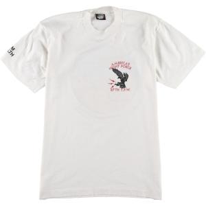 90年代 スクリーンスターズ SCREEN STARS プリントTシャツ USA製 メンズL ヴィンテージ 【中古】 【200328】 /wbi8120|jamtrading1