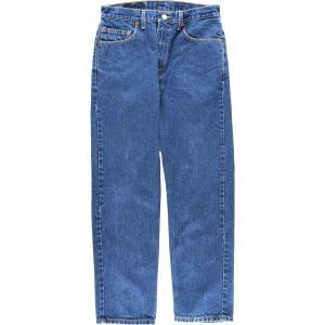 90年代 リーバイス Levi's 505 REGULAR FIT STRAIGHT LEG テーパードジーンズ デニムパンツ USA製 メンズw32 ヴィンテージ 【中古】 【200328】 /wbk9081|jamtrading1