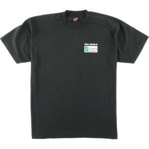 90年代 フルーツオブザルーム FRUIT OF THE LOOM 両面プリントTシャツ USA製 メンズXL ヴィンテージ 【中古】 【200328】 /wbl0562|jamtrading1