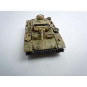 【開封済み】ワールドタンクミュージアム Series7 ドイツ軍 III号戦車 中戦車 J型 後期型 二色迷彩(イエローベース) janboo 05
