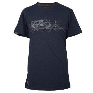 ランドローバーメンズグラフィックティーシャツ|jandl-automotive