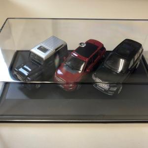 LANDROVER70thアニバーサリーミニカー3台SET1/76スケール|jandl-automotive