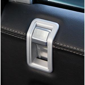 ディフェンダー用アルミビレッドドアロックペグ1ペア jandl-automotive