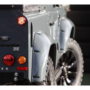 ディフェンダー用オーバーフェンダーキット|jandl-automotive