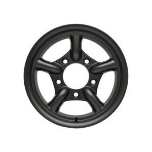 マッハ5アルミナイズ16インチ4本セット/ブラック/アンスラサイト|jandl-automotive