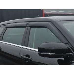 レンジローバーイヴォーク(5door)用フロント&リアドアバイザー jandl-automotive
