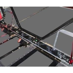 【SALE】Dynamatサウンドデッドニングキット/ディフェンダー2007〜フロントシート後方タブ|jandl-automotive