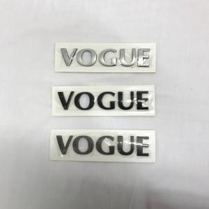 VOGUEデカール ブラック/シルバー/アンスラサイト jandl-automotive