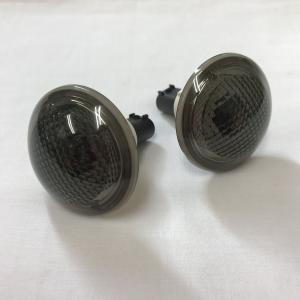 サードレンジローバー丸形スモークレンズサイドマーカー/ペア|jandl-automotive