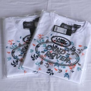 ランドローバーグラフィックTシャツレディースsize8/LANDROVER Woman T-shirt|jandl-automotive
