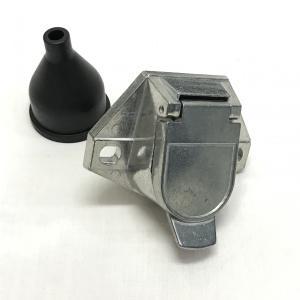 J&L電源コネクター7極(車側ソケット)/アルミダイキャスト製|jandl-automotive