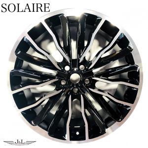 JLR SOLAIREアルミホイール20inch4本SET/レンジローバー3、4、レンジスポーツ、ディスカバリー3、4、5|jandl-automotive