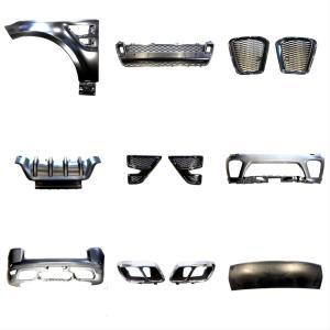レンジローバースポーツMKII用前期用ダイナミクススポーツエアロキット|jandl-automotive