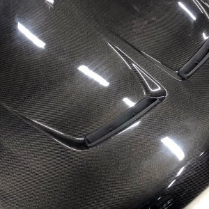 レンジローバースポーツ用ダブルカーボンボンネット|jandl-automotive|06