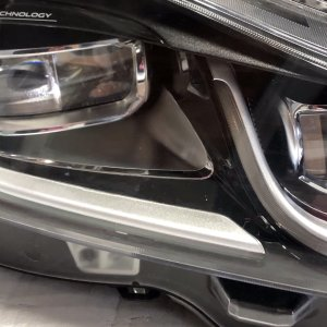 ディーラー定価より40%OFF!!ジャガーXJ LEDヘッドライト左右&オリジナルコネクターセット|jandl-automotive|05