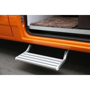 J&L オートステップボード(電動格納式)/NV400|jandl-automotive