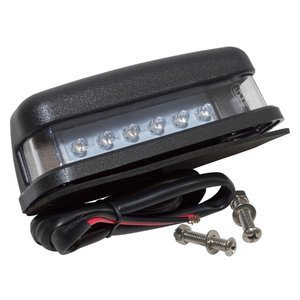 ディフェンダー LEDナンバープレートライト jandl-automotive