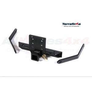 【Terrafirma】ディフェンダー用レシーバーヒッチ|jandl-automotive|04