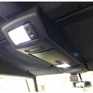 オーバーヘッドルーフコンソールキット/ディフェンダーステーションワゴン用 jandl-automotive